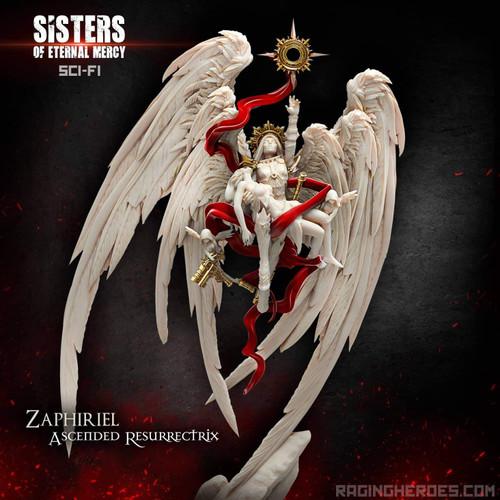 Zaphiriel, Ascended Resurrectrix (Sisters- SF)
