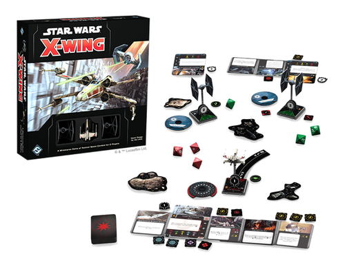 SW X-Wing 2.0: CORE SET