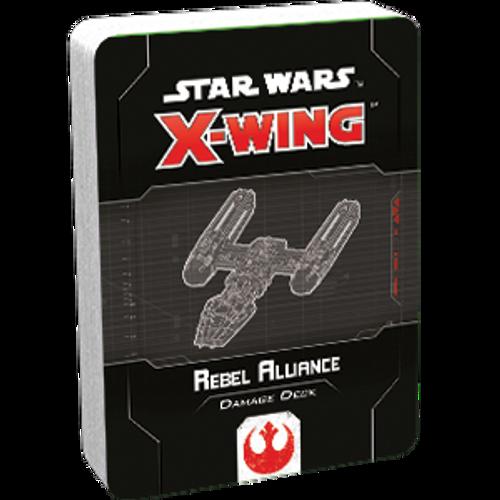 SW X-Wing 2.0: Damage Deck - Rebel Alliance