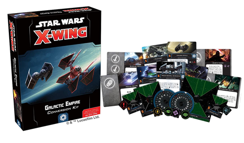 SW X-Wing 2.0: Galactic Empire Conversion Kit