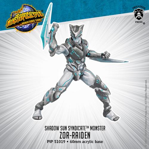 MONPOC Shadow Syndicate: Zor-Raiden (Monster)