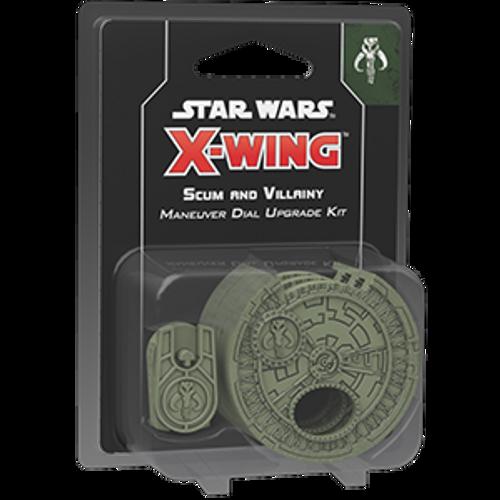SW X-Wing 2.0: Maneuver Dial - Scum and Villainy