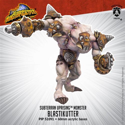 MONPOC Subterran Uprising: Blastikutter (Monster)