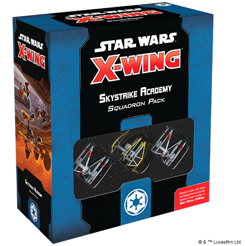 SW X-Wing 2.0: Skystrike Acadeny Squadron Pack