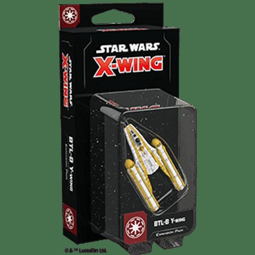 SW X-Wing 2.0: BTL-B Y-Wing