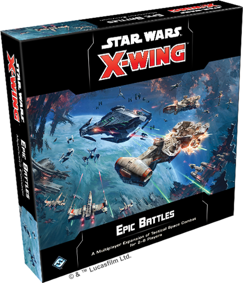 SW X-Wing 2.0: Epic Battle Multiplayer