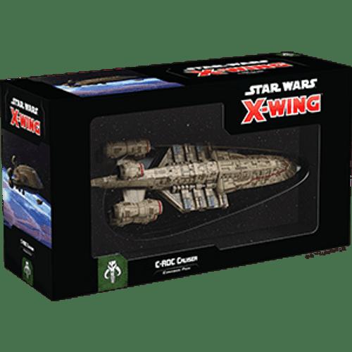 SW X-Wing 2.0: C-ROC Cruiser