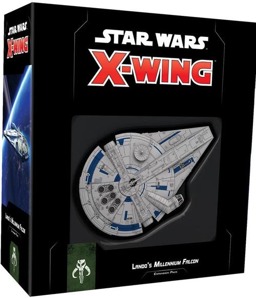 SW X-Wing 2.0: Lando's Millennium Falcon
