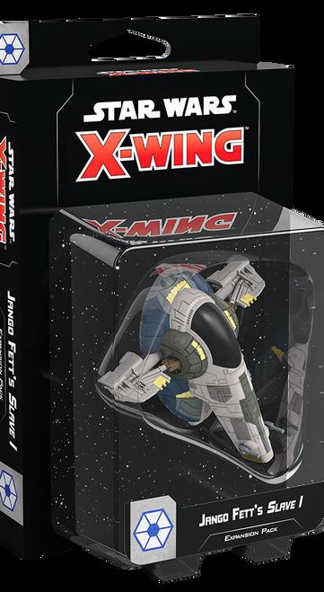 SW X-Wing 2.0: Jango Fett´s Slave I Exp Pack