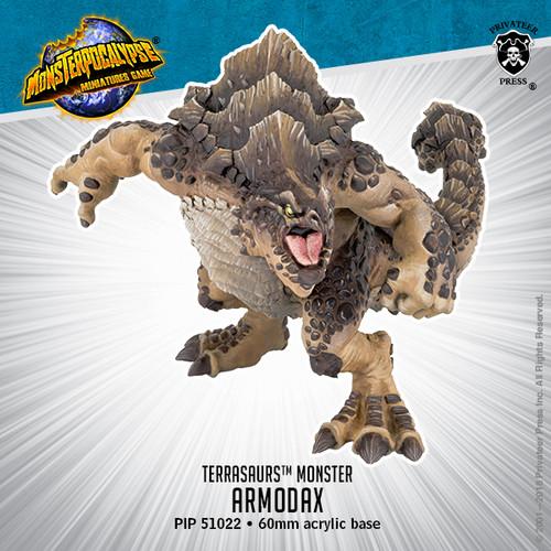 MONPOC Terrasaurs: Armodax (Monster)