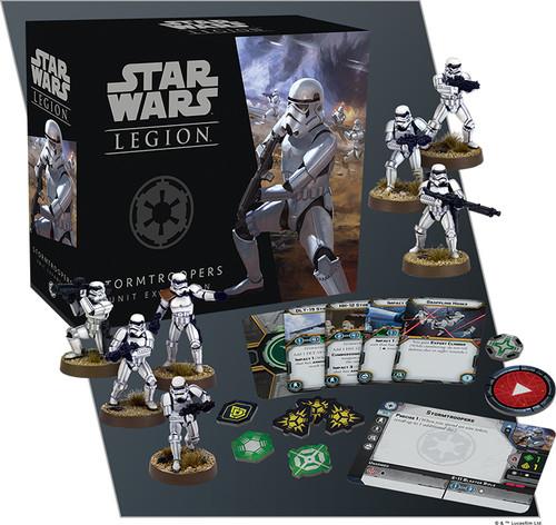 Star Wars Legion: Stormtroopers Unit Exp