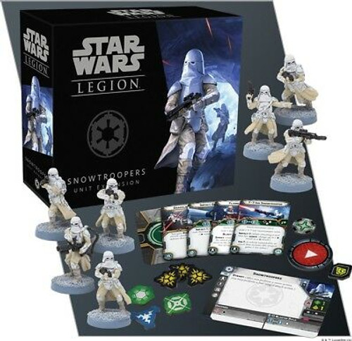Star Wars Legion: Snow Troopers