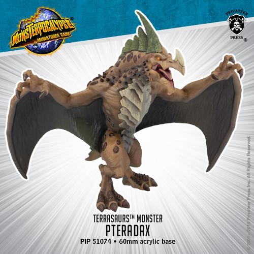 MONPOC Terrasaurs: Pteradax (Monster)