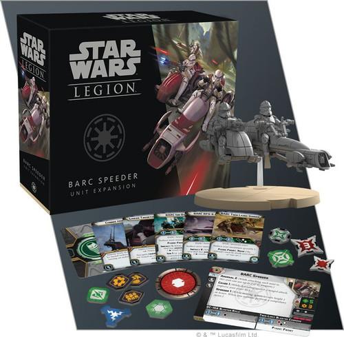 Star Wars Legion: BARC Speeder Unit Expansion
