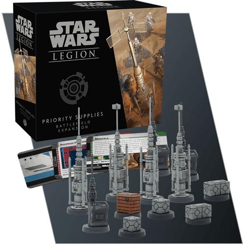 Star Wars Legion: Priority Supplies