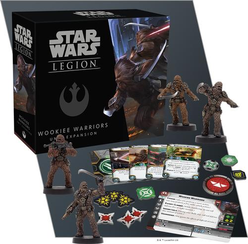 Star Wars Legion: Wookie Warriors Unit Expansion