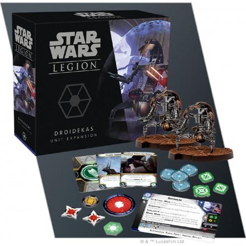 Star Wars Legion: Droidekas Unit Expansion