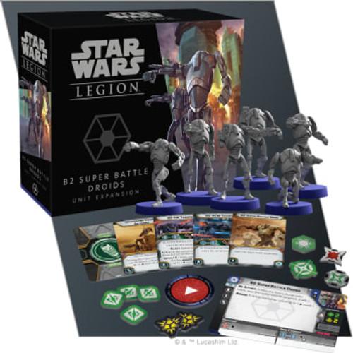 Star Wars Legion: B2 Super Battle Droids Unit Exp