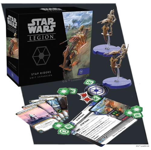 Star Wars Legion: STAP Riders Unit Exp