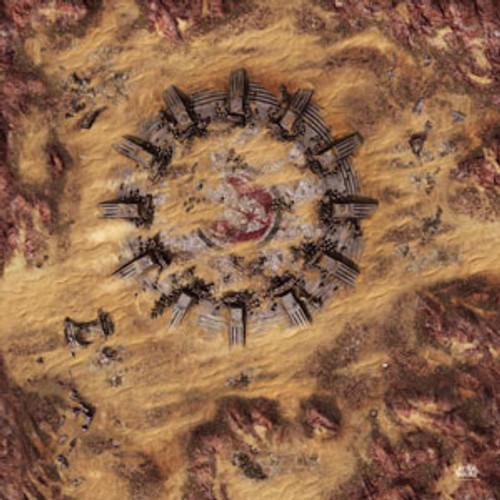 Star Wars Legion: Game Mat - Desert Ruins