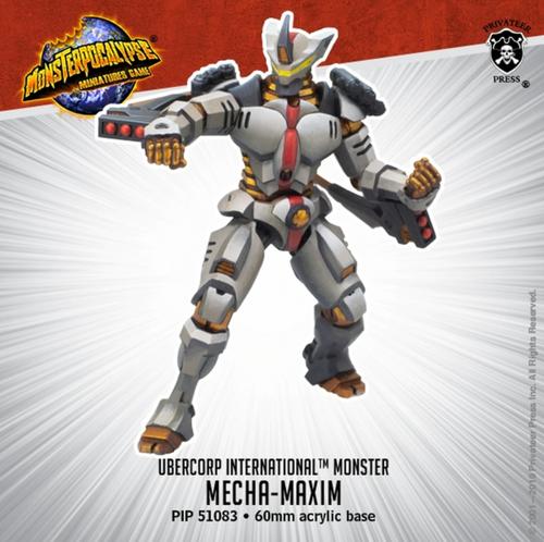 MONPOC UberCorp International: Mecha-Maxim (Monster)