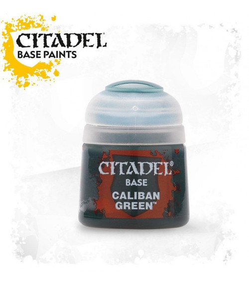 BASE: CALIBAN GREEN 12ML