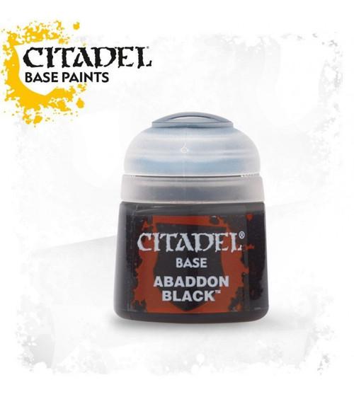 BASE: ABADDON BLACK 12ML
