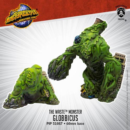 MONPOC Waste: Globbicus (Monster)