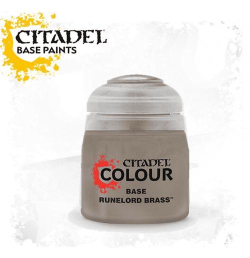 BASE: RUNELORD BRASS 12ML