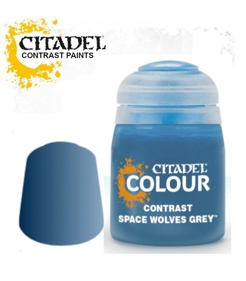 CONTRAST: SPACE WOLVES GREY 18ML