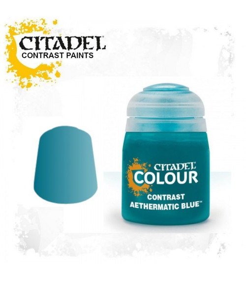 CONTRAST: AETHERMATIC BLUE 18ML