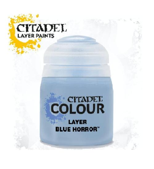 LAYER: BLUE HORROR 12ML