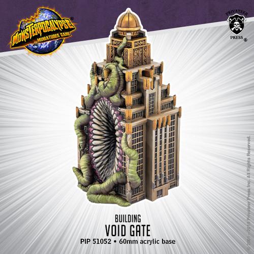 Monsterpocalypse Building: Void Gate (resin)