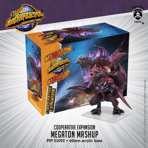 Monsterpocalypse: Megaton Mashup – Gallamaxus (metal/resin)