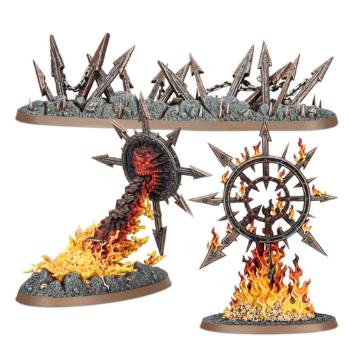 ENDLESS SPELLS SLAVES TO DARKNESS
