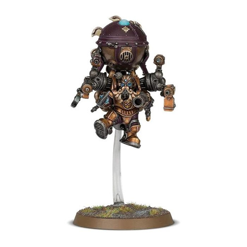 KHARADRON ENDRINMASTER IN DIRIGIBLE SUIT
