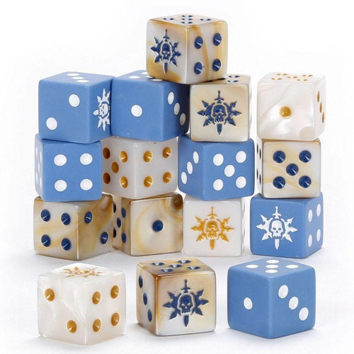 WARCRY SENTINELS OF ORDER DICE