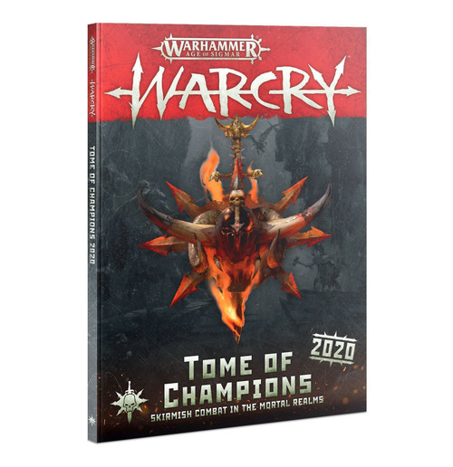 WARCRY TOME OF CHAMPIONS 2020 (ENG)