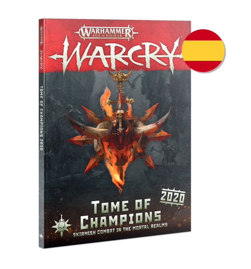 WARCRY TOME OF CHAMPIONS 2020 (SPA)