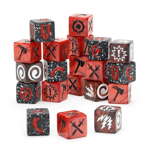 WH UNDERWORLDS GRAND ALLIANCE CHAOS DICE PACK