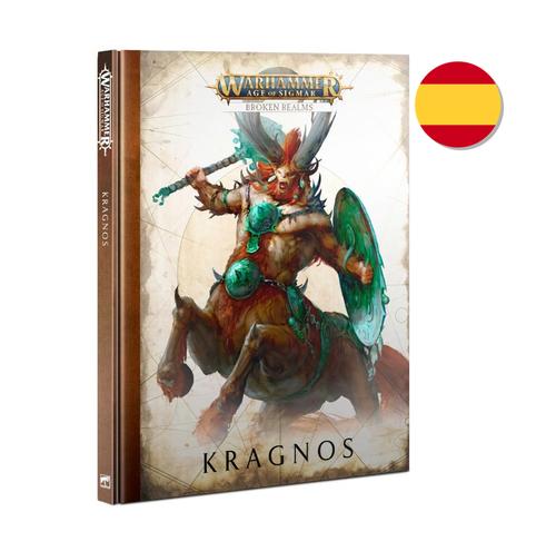BROKEN REALMS: KRAGNOS (SPA) (HB/ABR.)