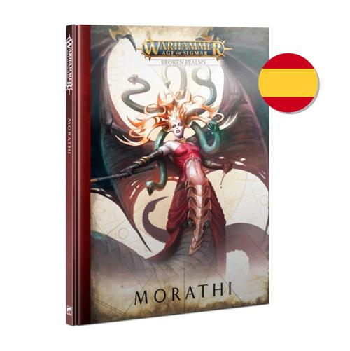 BROKEN REALMS: MORATHI (ENG) (HB)