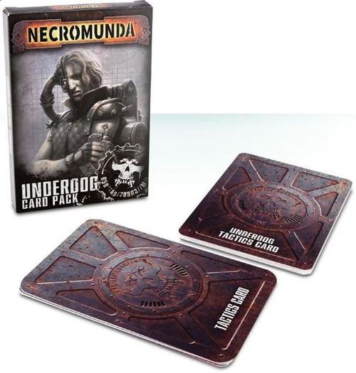 NECROMUNDA: UNDERDOG CARD PACK (ENG)