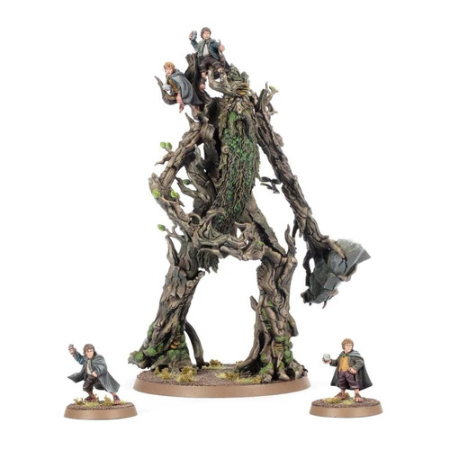 THE LORD OF THE RINGS: TREEBEARD MIGHTY ENT