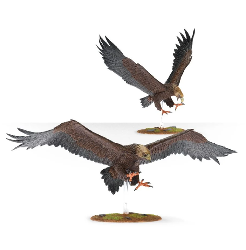 THE HOBBIT: GREAT EAGLES
