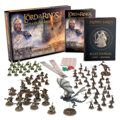 THE LORD OF THE RINGS: BATTLE OF PELENNOR FIELDS (ENG)