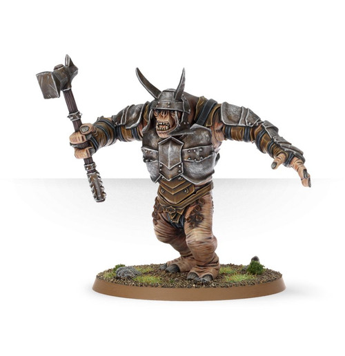 THE LORD OF THE RINGS: MORDOR TROLL / ISENGARD TROLL