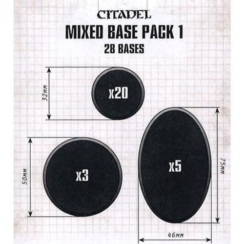 CITADEL MIXED BASE PACK 1