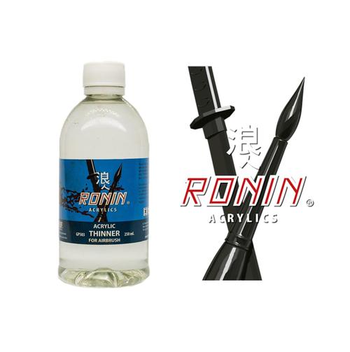 RONIN ACRILIC THINNER FOR AIRBRUSH  250 ml.