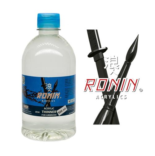 RONIN ACRYLIC THINNER FOR AIRBRUSH 500 ml.